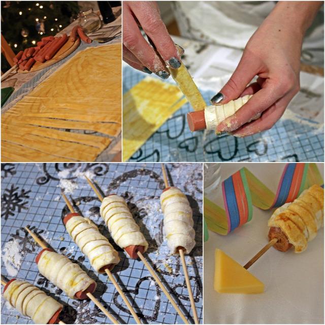 virsli leveles tészta szilveszter mustár vendégvárók tojás
