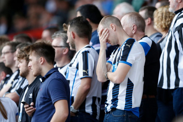 Newcastle Mark29 Premier League