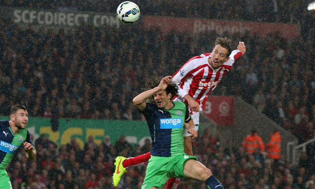 premier league Stoke City Britannia Mark29