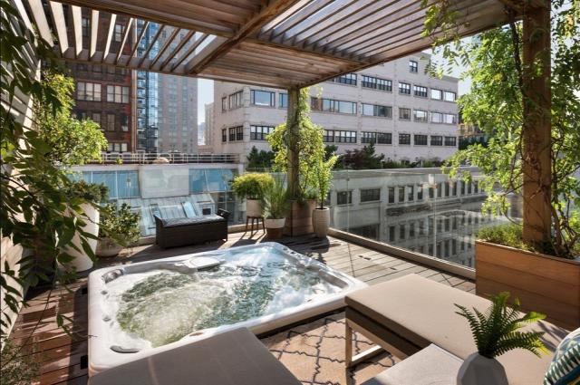 penthouse PH lakáspiac lakásárak Manhattan NYC New York USA Ingatlanműhely