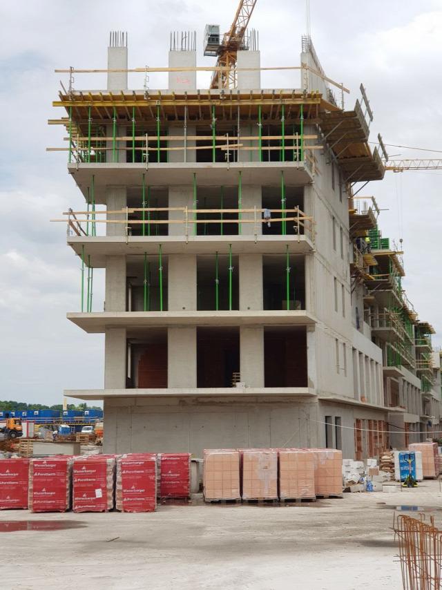 újlakáspiac építőipar lakáspiac ingatlanpiac 2018 Budapest Magyarország Ingatlanműhely