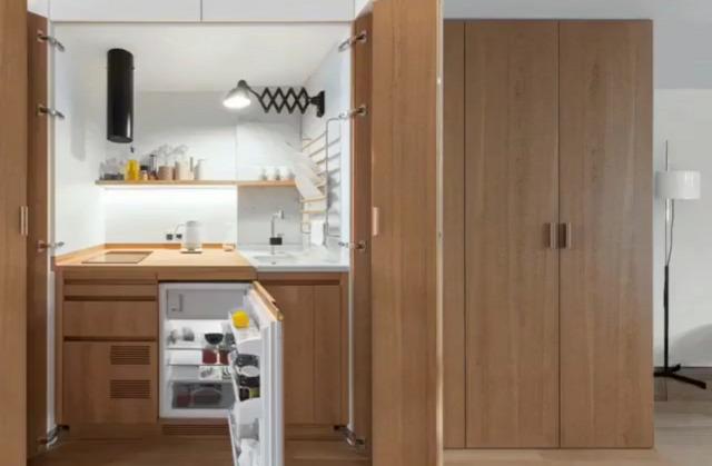konyha gardrób lakberendezés belsőépítészet otthon otthontervezés 2018 Ingatlanműhely