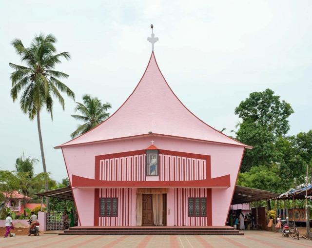 építészet templom Dirk U. Moench INUCE Kína Fuzhou Huaxiang Christian Centre India