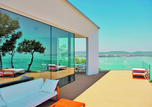 Balaton Balaton Kiemelt Üdülőkörzet Lechner Központ új lakások és nyaralók turizmus ingatlanműhely