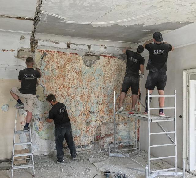 felújítás festés építőipar kivitelzés kivitelező Magyarország Ingatlanműhely