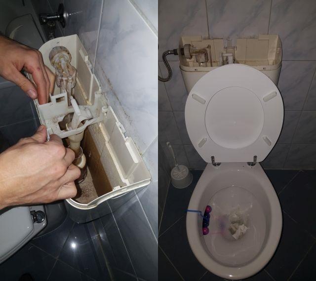 wc öblítőszelep wc tartály Ingatlanműhely