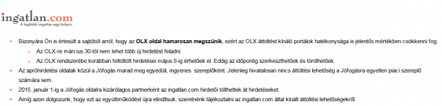 business ingatlan.com olx.hu otthonterkep.hu Jófogás.hu ingatlanhirdetések FHB_bank