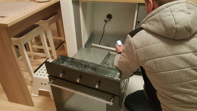 murhpy hiba hibajelenség sütő konyhagép szerviz garanciális javítás Magyarország Ingatlanműhely