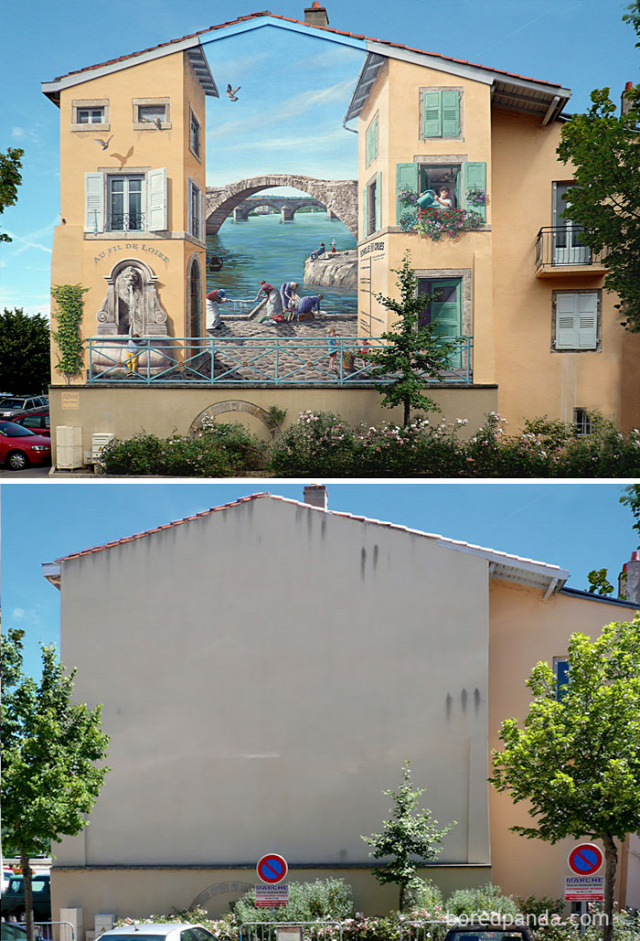boredpanda.com streetart falfestészet budapest ingatlanműhely