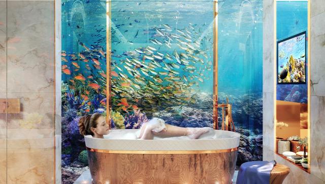 úszó házak lebegő házak Duna Dubai ingatlanműhely