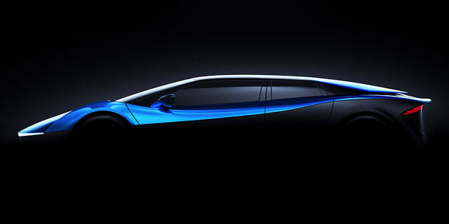 futurizmus autók Aston Martin jövő autó elektromos autó