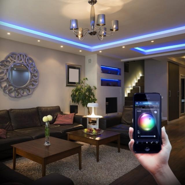 okos otthon okosotthon smart home FIBARO