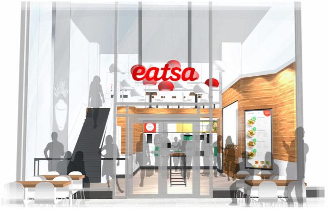 automata étterem okos étterem gyorsétterem jövő
