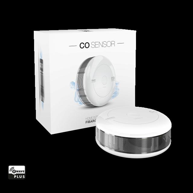 okosotthon okos otthon smart home co sensor FIBARO szénmonoxid érzékelő