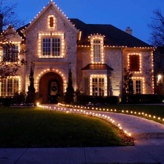 smart home ünnepi fények karácsony okos otthon FIBARO világítás