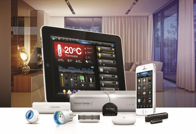 okosotthon okoslakás intelligens otthon smart home fibaro zwave