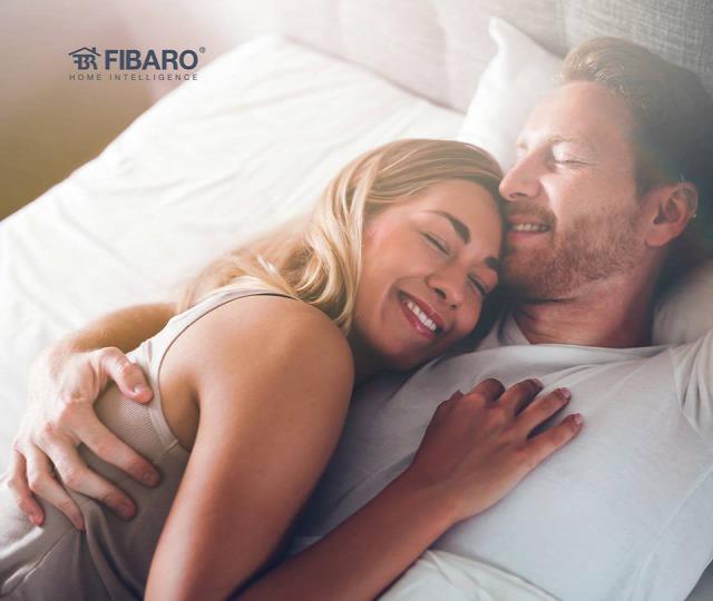 otthonautomatika okosotthon FIBARO okos randizás