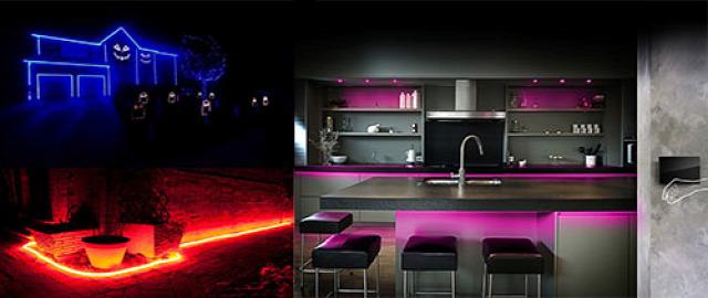 okos otthon halloween halloween dekoráció smart home FIBARO okosotthon ünnepek