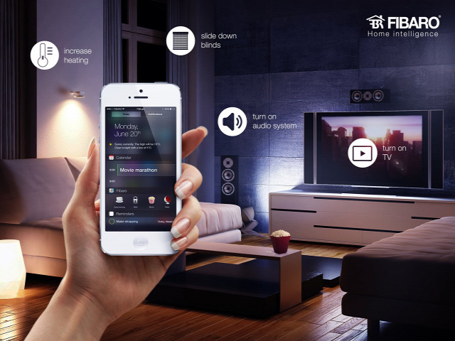 okosotthon okos otthon otthonautomatika biztonság FIBARO smart home okos eszköz modern ház okos ház intelligens otthon