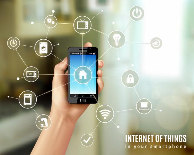 IOT smart home otthonautomatika okosotthon okos otthon intelligens otthon okos ház