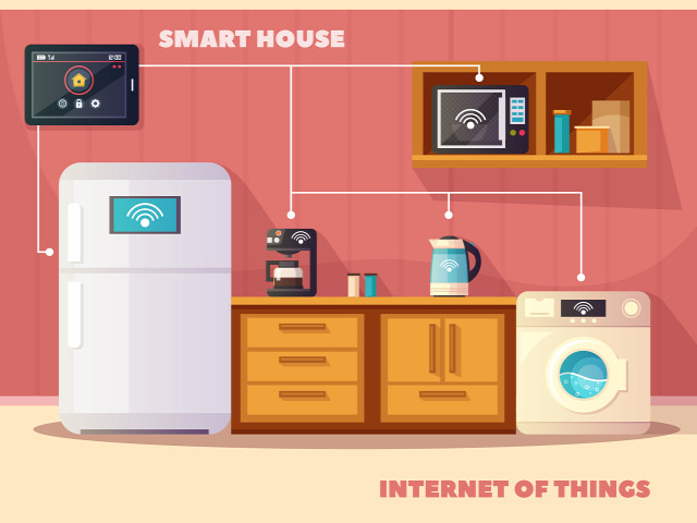 okosotthon intelligens otthon okos konyha smart home smart kitchen IOT z-wave
