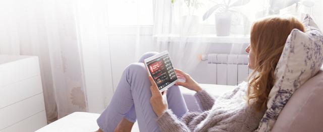 FIBARO okos otthon smart home okos fűtés okos termosztát airbnb fűtésvezérlés z-wave