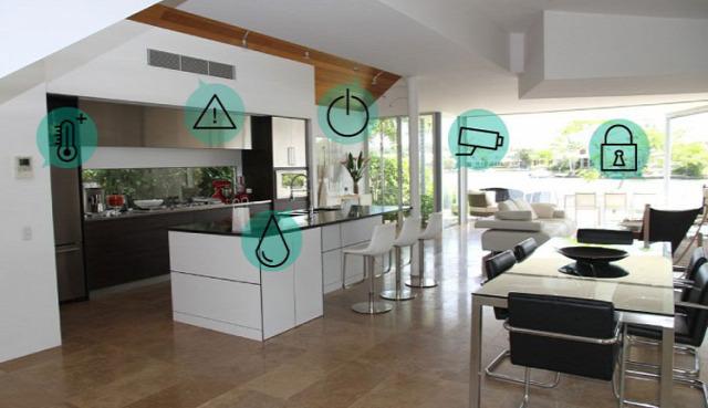 okosotthon smarthome z-wave airbnb nyaralók ingatlan intelligens otthon okosház okos nyaraló