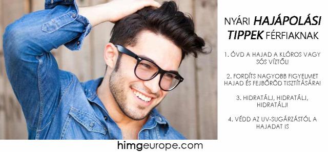 hajápolás nyári hajápolás hajhullás hajhulás megelőzése tippek férfiaknak férfiaknak hajápolás férfiaknak férfi hajhullás hajmosás