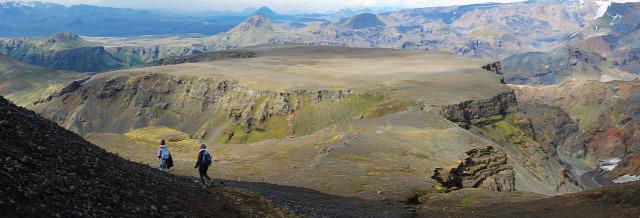 EVS Izland Thorsmörk Eyjafjallajökull Skógar Hvemmur treeplanting Fluga