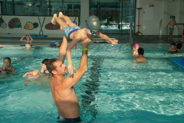 autizmus úszás sport gyerekek autista