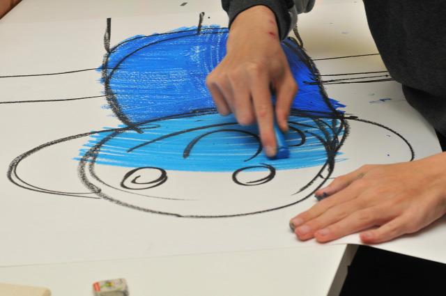 #autizmus autista autisticart művészet rajz