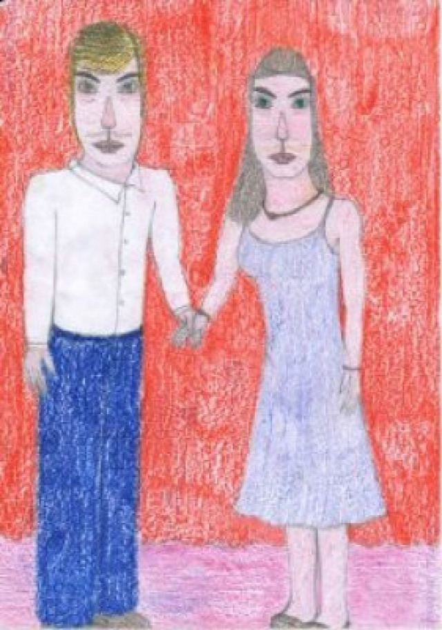 autistic art autizmus rajz gyerek álom