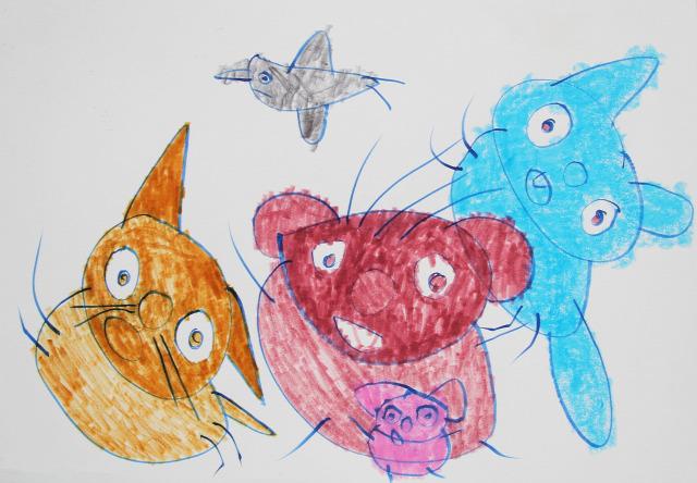 autistic art mosoly otthon alapítvány autizmus művészet művészetterápia rajz