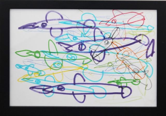 halak hal balaton autizmus nyár autista jótékonyság rajz művészet