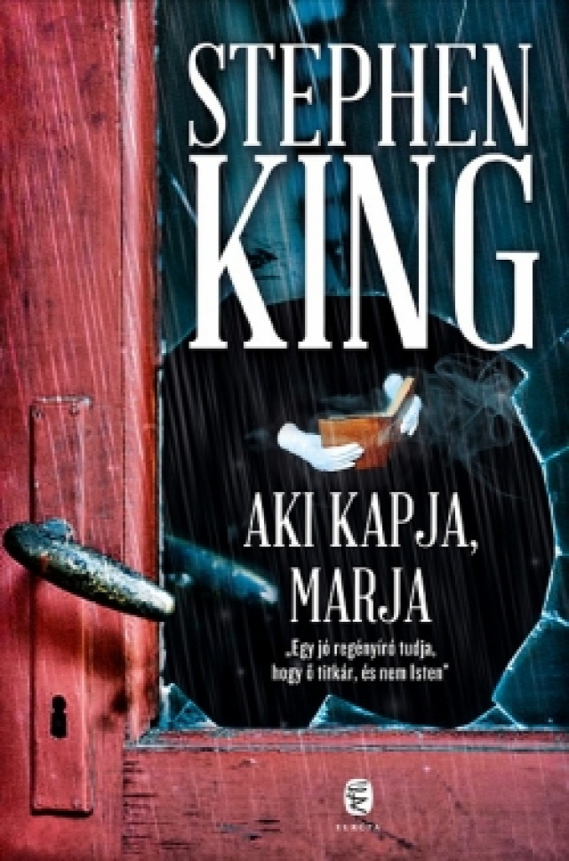 stephen king horror irodalom