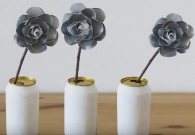 virág nőnap aludoboz reuse újrahasznosítás diy design maker