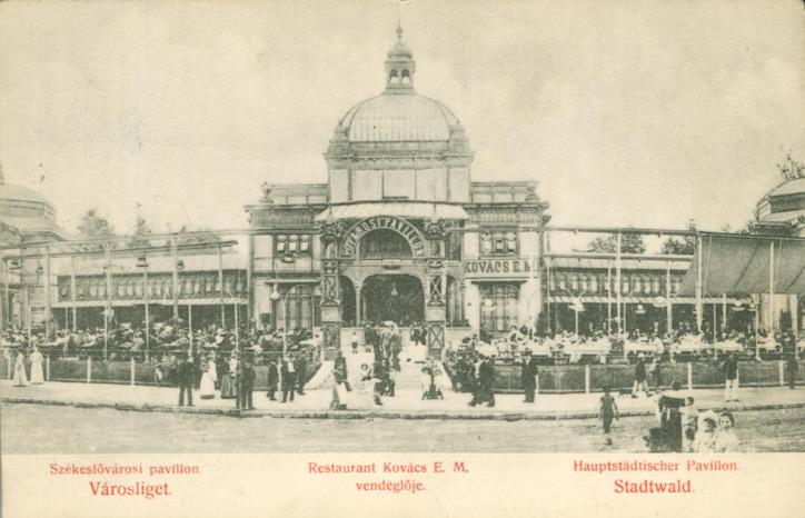 Liget Budapest Pavilon
