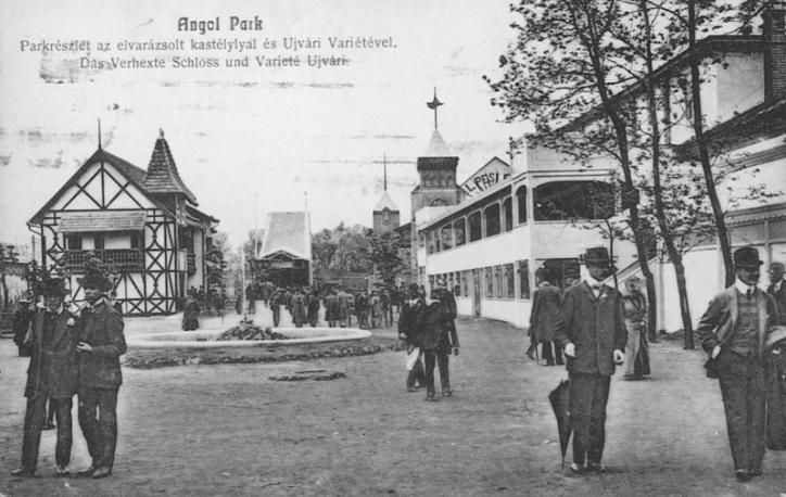 Liget Budapest Projekt Városliget Városliget képeslapok Történelem