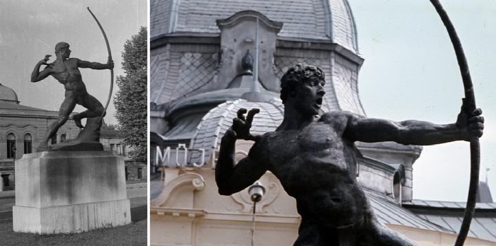 Liget Budapest Projekt Városliget Szobrok