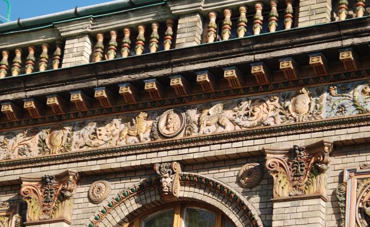Liget Budapest Projekt Olof Palme Ház Városliget