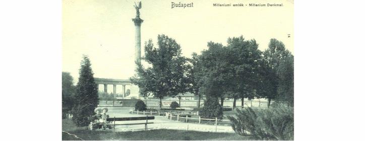 Liget Budapest Projekt Városliget Hősök tere