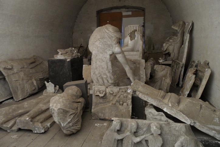 Liget Budapest Projekt Komáromi Csillag Erőd Szépművészeti Múzeum Szobrok