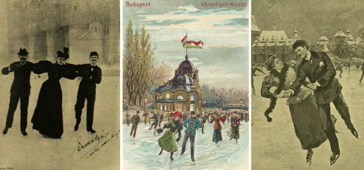Liget Budapest Projekt Városliget Városligeti Műjégpálya