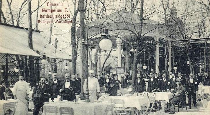 Liget Budapest Városliget Magyar Zene Háza Zenepavilonok