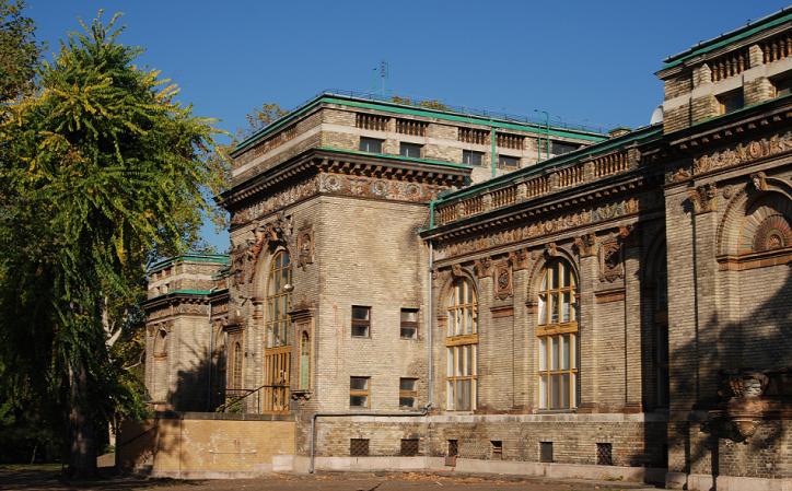 Liget Budapest Projekt Városliget Olof Palme Ház