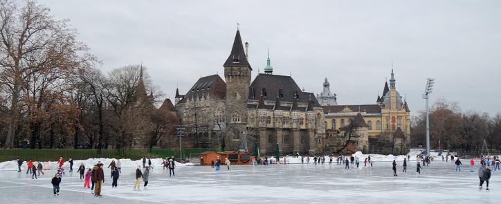 Városliget Liget Budapest Projekt Városliget Műjégpálya Sport Korcsolya