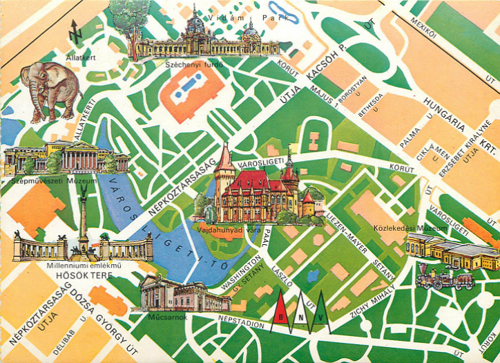 Liget Budapest Projekt Városliget Turizmus