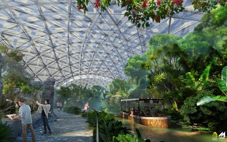 Liget Budapest Projekt Fővárosi Állat- és Növénykert Biodóm Pannon Park Persányi Miklós Interjú
