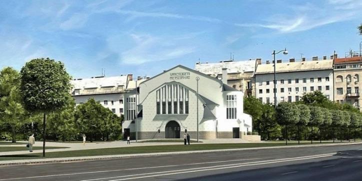 Liget Budapest Projekt Városligeti Színház