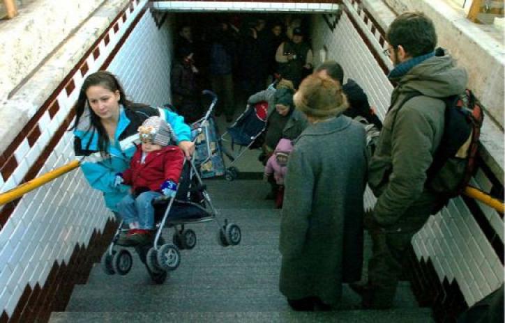 Liget Budapest Projekt Városliget Akadálymentesítés